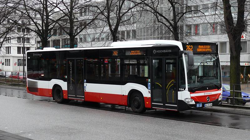 Balkan simulacije pogledaj temu hochbahn hvv hamburg for Benz hamburg