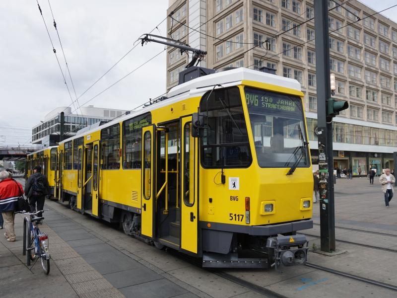 straßenbahnfahrer berlin bvg